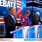 Bernie Sanders faces attacks in Democrats' debate-stage clash in South Carolina