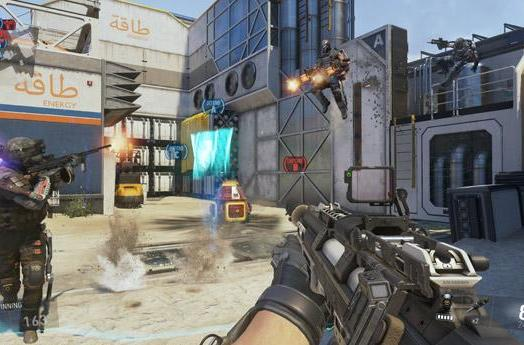 Major Call of Duty: Advanced Warfare patch hits PS4, Xbox One