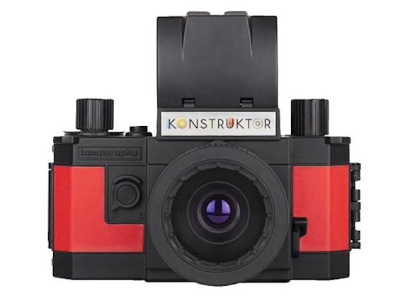 Lomography intros Konstruktor: craft your own film SLR for $35 (video)