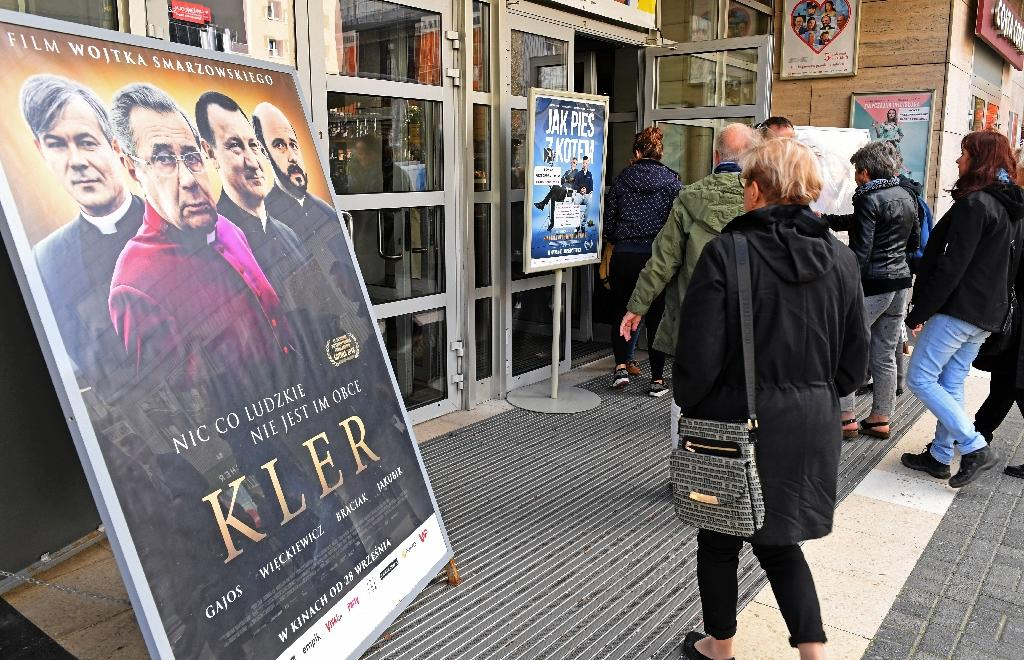"""Kler"" (The Clergy) has triggered passionate debate in strongly Catholic Poland"