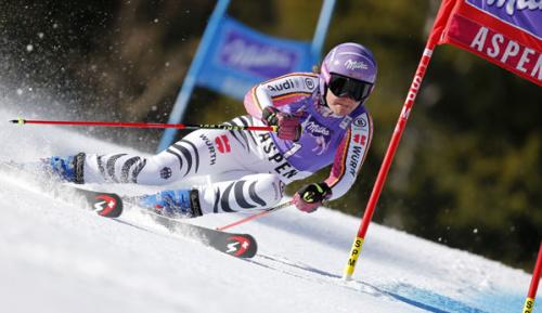 Ski alpin: Weltcup-Finale: Rebensburg verpasst Podest als Vierte knapp