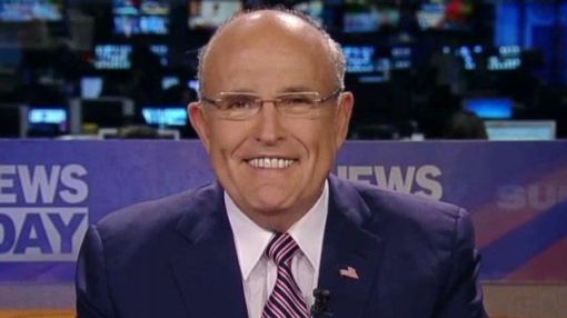 Rudy Giuliani says Hillary Clinton has a secret illness. His supposed proof? Online videos.