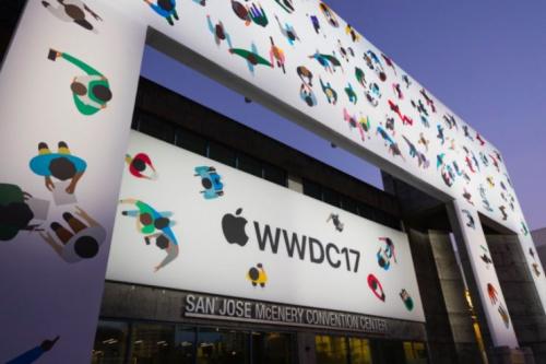 WWDC 2017 entrance