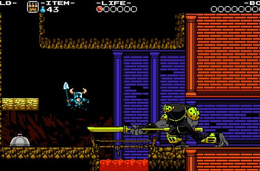 Shovel Knight launch trailer dreams of excavation