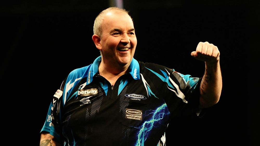 Olympic darts the only thing that would tempt Phil 'The Power' Taylor back