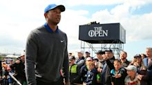 Tiger Woods plods to unspectacular Open finish