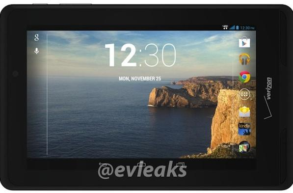 Verizon 'Ellipsis' Android tablet and trademark leak out, hint at a new wireless effort