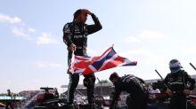 Motor racing-Red Bull seek review of Hamilton's Silverstone penalty