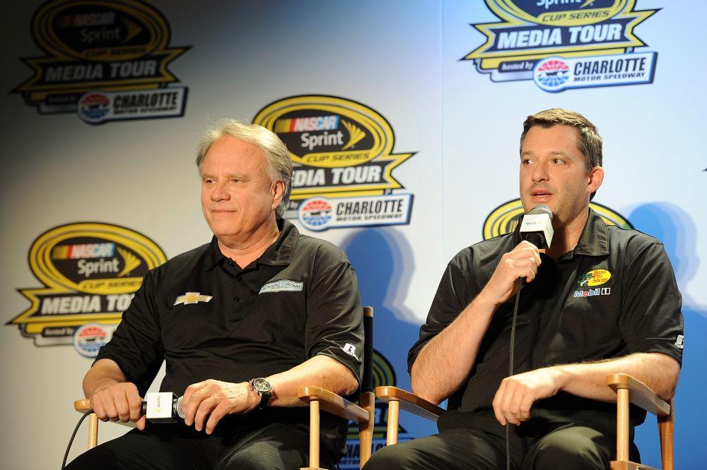 NASCAR Sprint Media Tour - Day 1