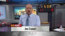 Cramer's lightning round: Don't buy Monster Beverage—it's...