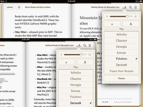 iBook Lessons: Style sheets