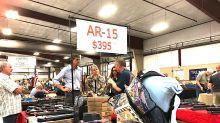 Beto O'Rourke Visits Gun Show Unannounced To Talk Gun Policy
