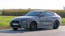 El BMW i4 2021 tendrá 530 CV y 600 kilómetros de autonomía