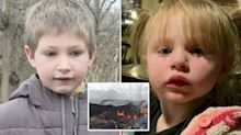 Heroic seven-year-old rescues baby sister from fierce house fire