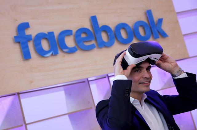 Facebook promises to stabilize shaky 360-degree videos