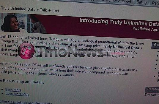 T-Mobile unlimited plans coming April 13th with a catch