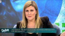 Carlota Corredera se pasa de frenada sacando pecho sobre Rocío Carrasco