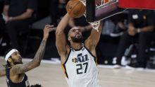 NBA》戈貝爾罰進致勝兩分  爵士復賽首戰16分逆轉鵜鶘