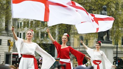 St George's Day to be a public holiday under Labour