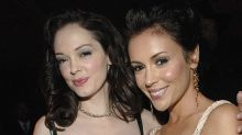 Rose McGowan accuses Alyssa Milano of making Charmed set 'toxic' in Twitter feud
