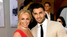 Britney Spears's boyfriend Sam Asghari slams her dad Jamie as #FreeBritney movement builds