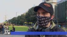 Nueva marcha opositora en pleno confinamiento en Buenos Aires