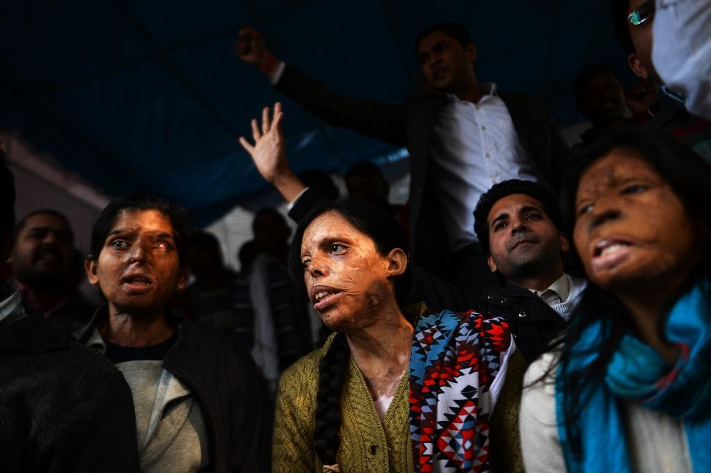 India brought in stringent laws to deal with acid attacks in 2013 following public outcry over the plight of hundreds of survivors who battle lifelong scars and social stigma