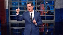 Colbert Finds The 'Strange Confession' Hidden In Trump's Piers Morgan Interview