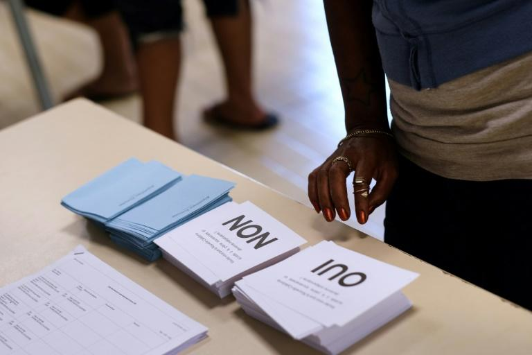 In a 2018 referendum the no vote to independence carried the day