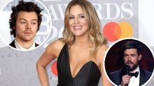 Stars pay tribute to 'kind and vibrant' Caroline Flack at Brit Awards