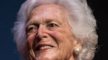 The reason Barbara Bush kept her hair white (and why she always wore pearls)