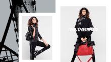 Nach Claudia Schiffer: Kaia Gerber ist die neue Muse von Karl Lagerfeld