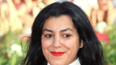 Marjane Satrapi serves 'Chicken with Plums'