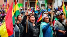 UK Foreign Office warns against travel to Bolivia
