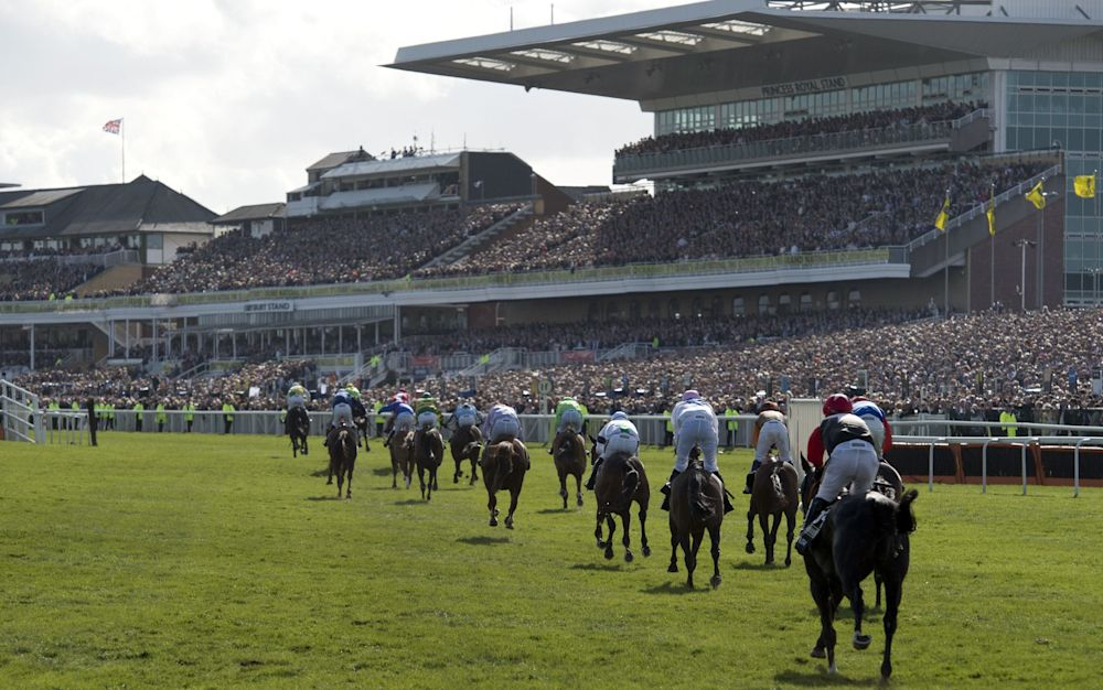 The Grand National 2017 - AFP