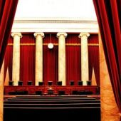 With one seat vacant, the Supreme Court returns