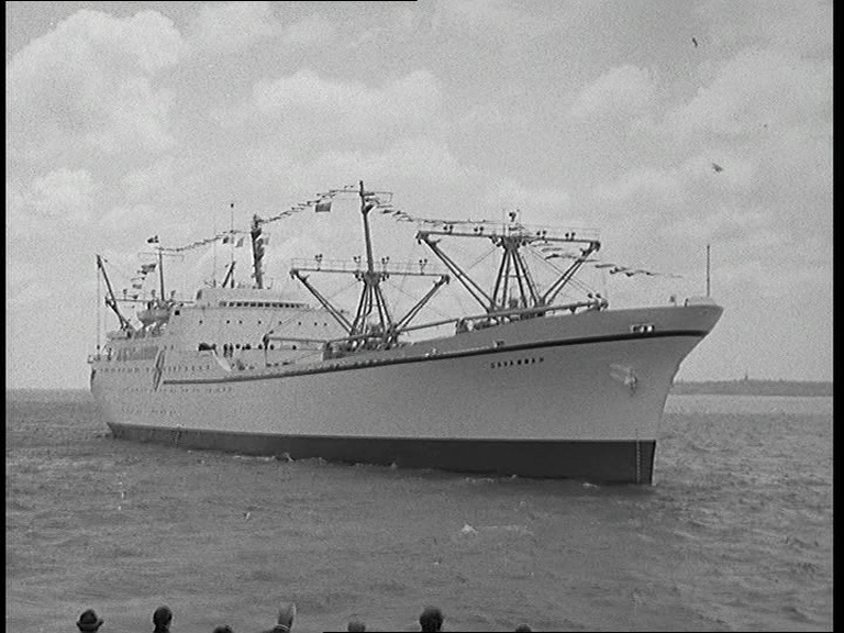 On This Day: World's First Nuclear Ship NS Savannah Is