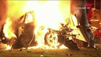 Journalist Michael Hastings Dies in Fiery Car Crash