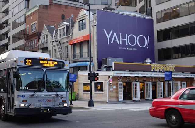 Yahoo reportedly gets serious about selling its core business