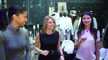 Backstage with 'Hamilton's' leading ladies