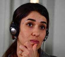 Nadia Murad: from jihadists' captive to Nobel winner