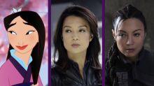 """Ming-Na Wen, la primera actriz en obtener un """"triplete Disney"""": princesa, heroína de Marvel y personaje de 'Star Wars'"""