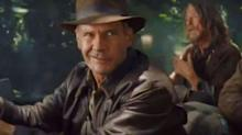 'Indiana Jones and the Kingdom of the Crystal Skull' Clip: Not a Match