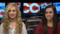 Megan And Liz Dish On YouTube Success And Meeting Taylor Swift