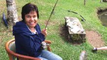 Claudia Rodrigues segue na luta contra a esclerose múltipla