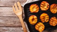 Stone me! 17 ways with peaches and nectarines – from delicious compotes to a freekeh salad