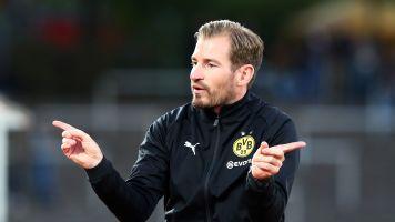 Huddersfield confirm Dortmund's Siewert as boss