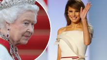 Melania Trump beats The Queen and Oprah in popularity poll