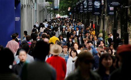Japans Gdp Grows For  Straight Quarters Outlook Remains Solid