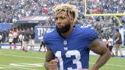 Shurmur: OBJ 'absolutely' will be on 2018 Giants